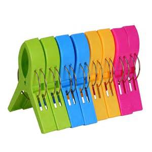 amazon 8 pack beach towel clips 9 99 the coupon challenge