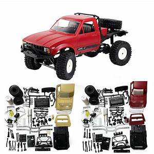 Wpl Radio Controlled Cars Off Road Rc Car Parts 1 16 Rc