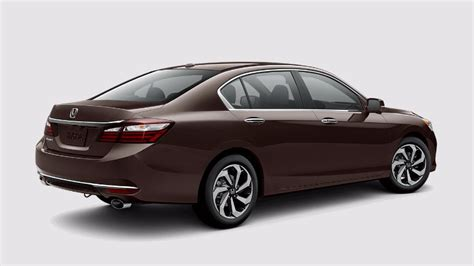 2017 Honda Accord Ex L by What Are The Different 2017 Honda Accord Trim Levels