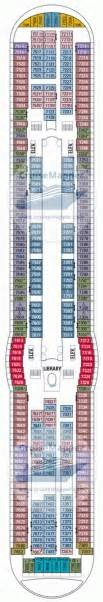 navigator of the seas deck 7 plan cruisemapper