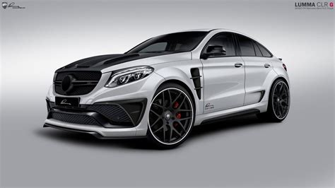 white wall tires fancy a widebody mercedes gle coupe try lumma s clr g 800