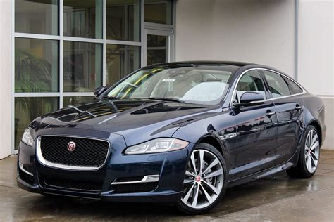 New 2018 Jaguar Xj Xj Rsport 4dr Car In Lynnwood #90308