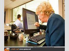 Bei Computerkursen für Senioren sollte der Kursleiter