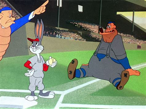 looney tunes pictures baseball bugs