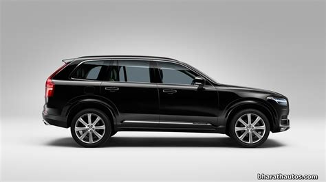 2015 Volvo XC90 SUV launched in India   Rs. 64.9 lakh