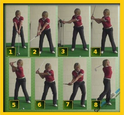 basic golf swing six golf swing basics that best golfers golfer tip