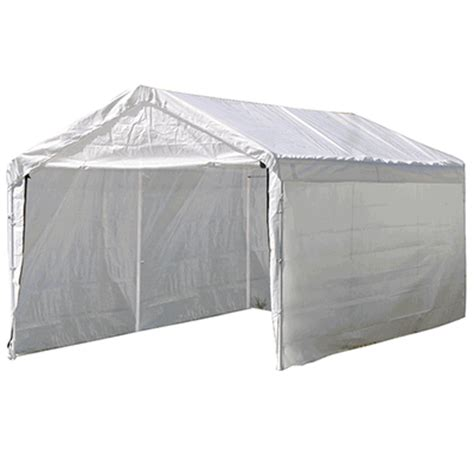enclosed canopy tent