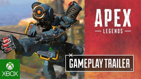 Apex Legends Gameplay Trailer - YouTube