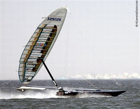 Trimaran World Speed Record by Sailrocket Enters Battle For The Speed Sailing Record In