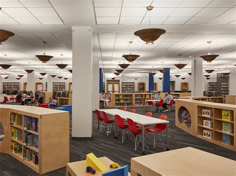 coolest childrens libraries    brightly
