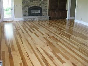 Calico Hickory Flooring