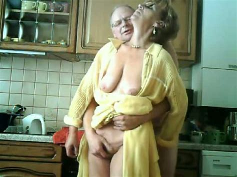 My Mature Blonde Wife In The Kitchen Fucking Like In Teen