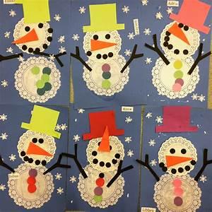 Basteln Winter Kindergarten : pin by doreen lehman on snowmen pinterest winter crafts for kids fun projects for kids and ~ Eleganceandgraceweddings.com Haus und Dekorationen