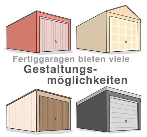 Fertiggarage Modelle Und Gestaltungsmoeglichkeiten by Fertiggaragen Planen Und Bauen