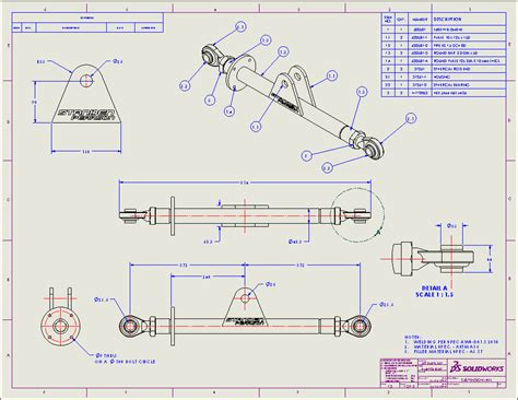 solidworks drawing template drawing zone lines in solidworks 2015 innova systems