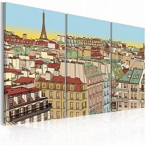 Sweed Paris : canvas print sweet paris 3d wallpaper murals uk ~ Gottalentnigeria.com Avis de Voitures