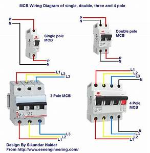 Rcd Mcb Wiring Diagram
