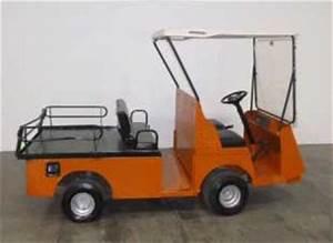 Ez-go Utility Cart Model Gxi875p
