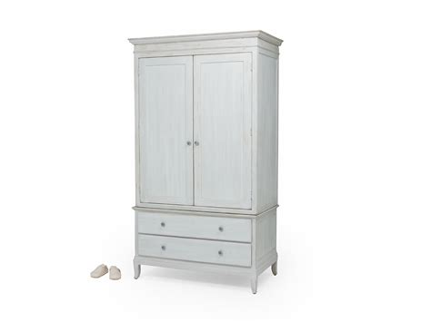 White And Wood Wardrobe by Flutterby Wardrobe Reclaimed Wood Wardrobe Loaf