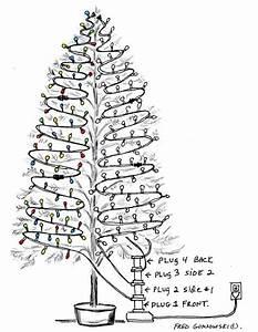 Christmas Tree Lights Diagram