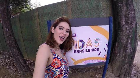 Ex-BBB Ana Clara 'invade' os Estúdios Globo e conhece ...