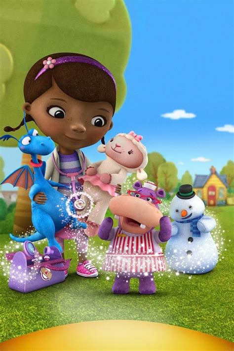 cartoons tv hulu shows doc series mcstuffins ice movies named always