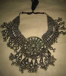 Metal Banjara Tribal Jewellery