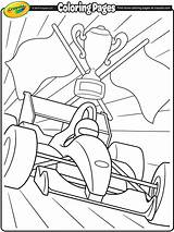 Formula Race Coloring Pages Crayola Racecar Cars Pinewood Winner Sheets Derby Print Cable Colouring Printable Needs Some Vroom Cub Getcoloringpages sketch template