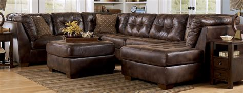 chaise table brown coffee table and brown leather reclining