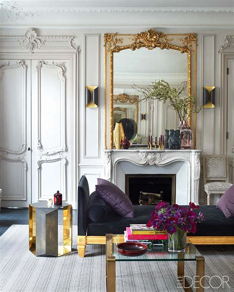 Paris Themed Living Room Decor by Beaux Artful Contemporary In Paris Erika Brechtel