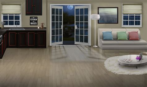 On our website you will find everything for a beautiful steam profile design! INT. LIVING ROOM KITCHEN - NIGHT   Episode Life