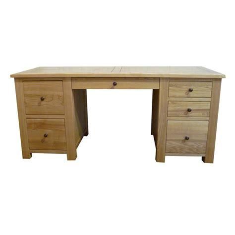 bureau desk halo plum large desk halo ash home office furniture