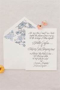 unique wedding invitations southern living With handmade wedding invitations by carol