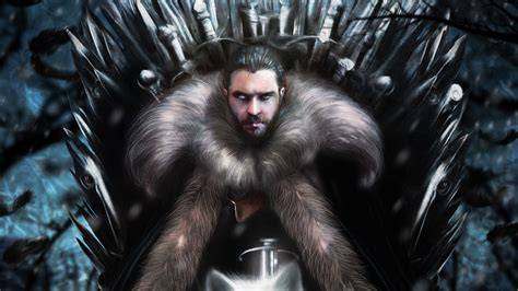 jon snow game  thrones season  artwork hd tv shows