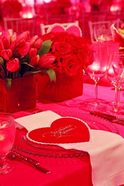 gorgeous valentines day wedding inspirations style