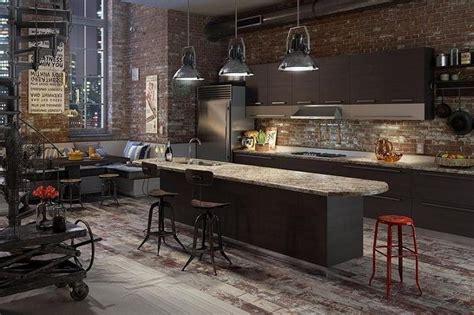 striking loft kitchen design ideas  reveal  beauty