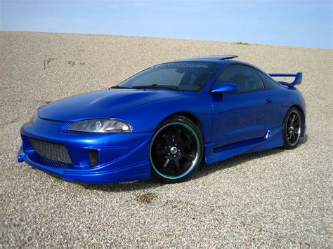 Mitsubishi Eclipse 1995 by 1995 Mitsubishi Eclipse Photos Informations Articles