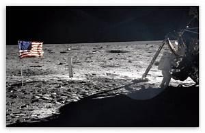 Moon Landing 4K HD Desktop Wallpaper for 4K Ultra HD TV ...