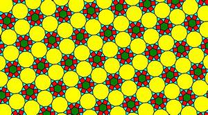 A Tessellation of Regular Polygons for the New Year MMXIV ...