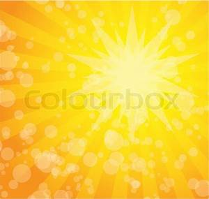 Bright Yellow Wallpaper