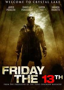 Collection of Friday the 13th Movie Posters for Today's ...