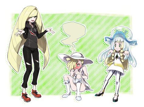 Clothes Swap Pokémon Sun And Moon Know Your Meme