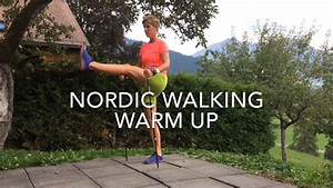 Nordic, Walking, Warm, Up