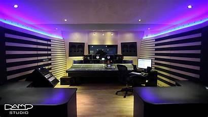 Studio Recording Wallpapers Damp Production Mastering Mixing
