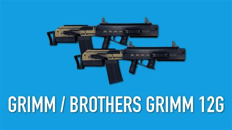 Brothers Grimm/grimm 12g