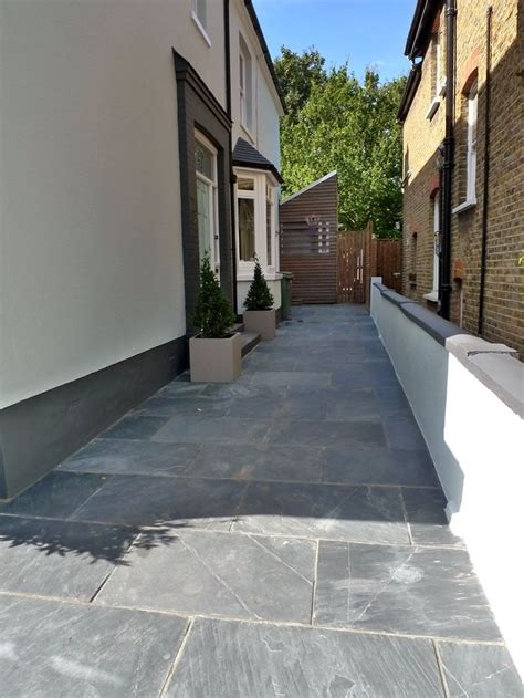 25 great ideas about garden paving on