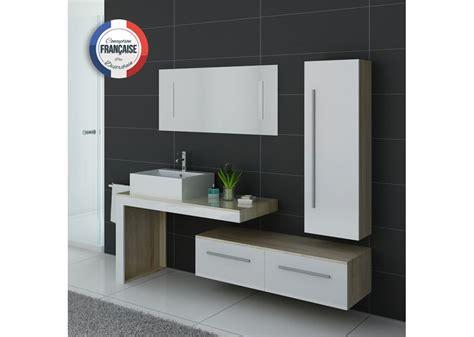 meuble de chambre de bain meubles salle de bain dis9250sc b scandinave avec façades