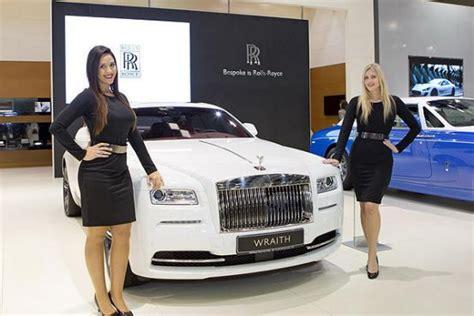 Rolls-royce Motor Cars Reveals Importance Of Qatar Market