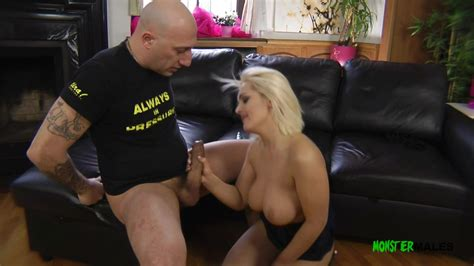 Monster Clips Dominica Gets A Rough Fucking From Big