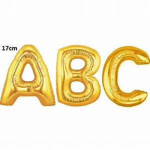 balloon foil letter small gold foil balloons With small mylar letter balloons